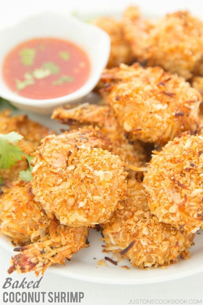 Coconut Shrimp | Easy Japanese Recipes at http://JustOneCookbook.com