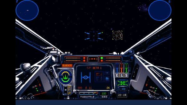 Star WARS x-wing Special Edition Game Screenshots