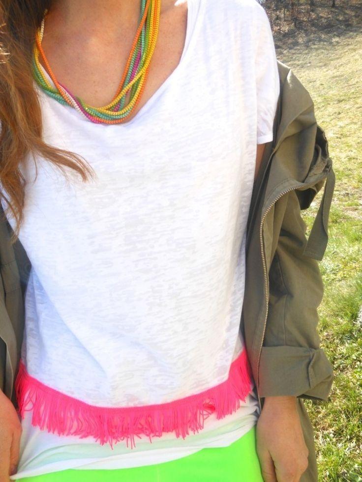 Idea Outfit Colors Colori Fluo Neon - pictures, photos, images