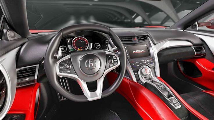 Acura Integra 2018 Interior Design