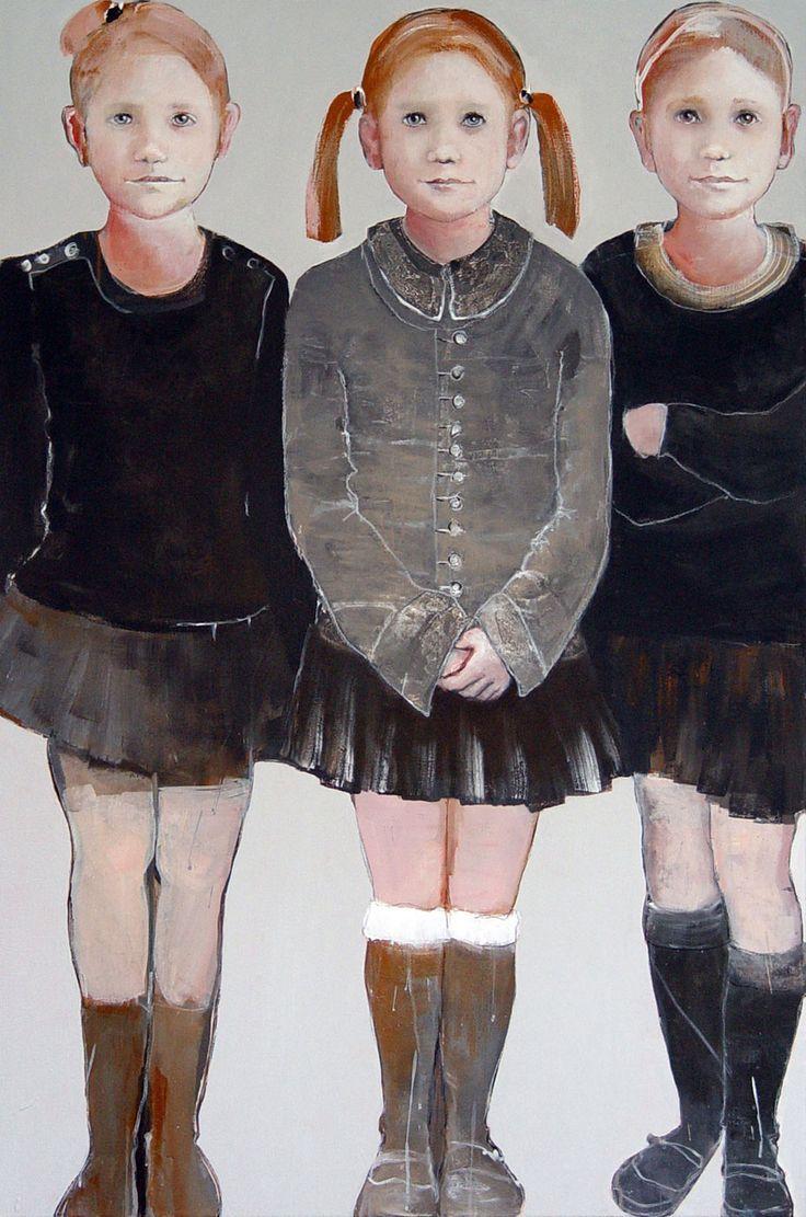 Meisjes met rood haar (2010)