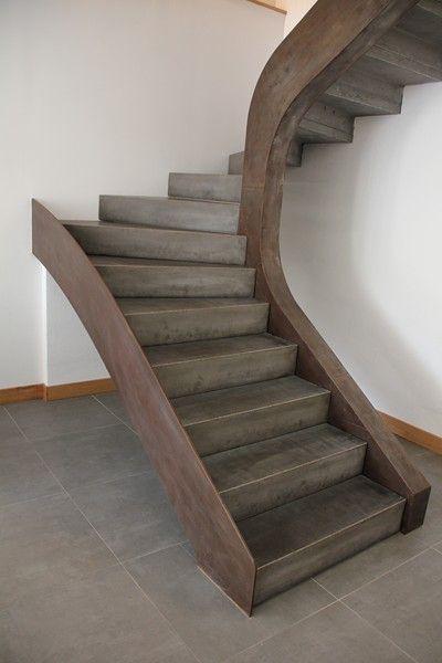 les 69 meilleures images du tableau escalier marche. Black Bedroom Furniture Sets. Home Design Ideas