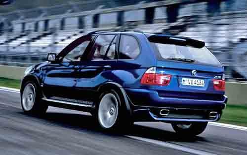 2006 BMW X5 4.8is