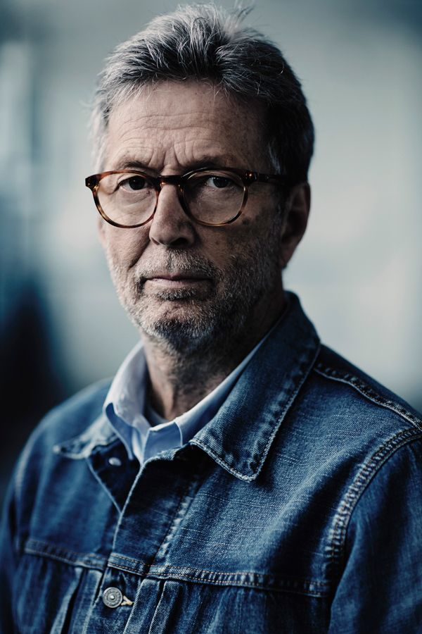 Eric Clapton Clapton at the Crossroads: 'The Guitar Is in Safe Hands' The guitarist on his new album and whether he'll hang up his six-string for good