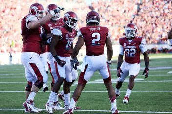 arkansas razorbacks football | Arkansas Razorbacks Football Schedule Preview: October - Arkansas ...