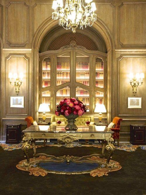 French & quot; tea & quot;  At the Ritz Paris