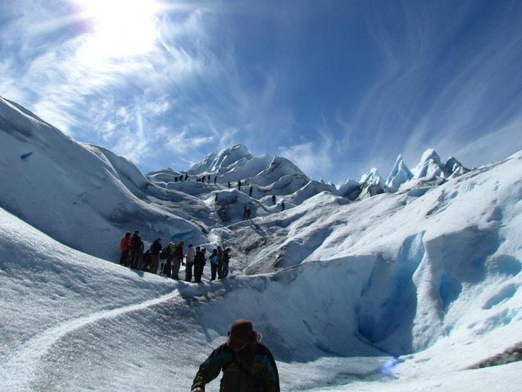 Ice Trekking-Perito Moreno, Calafate (Argentina)