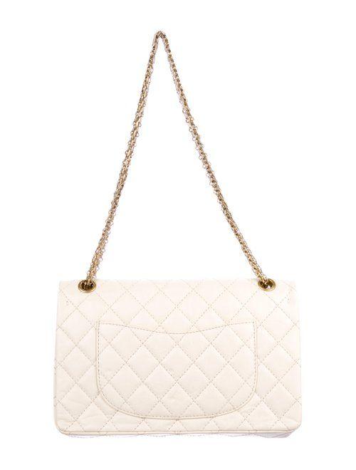 96306e94f8dd87 Chanel Reissue 226 Double Flap Bag - Handbags - CHA291003   The RealReal