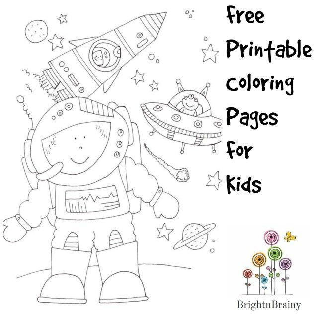 Coloring is an wonderful activity that helps our children develop cognitively, psychologically and creatively. Free hand-drawn coloring pages for kids.