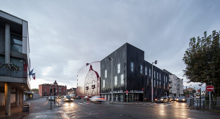 Gallery of Comedie de Bethune - National Drama Theater / Manuelle Gautrand Architecture - 11