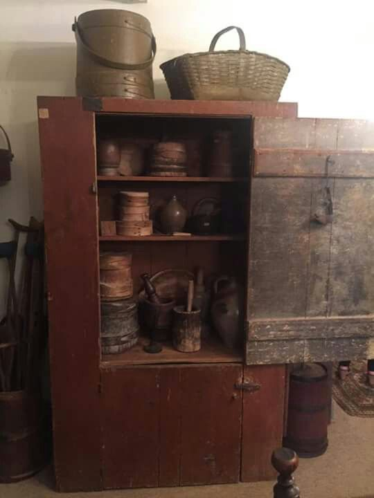 American Harvest Antiques - 786 Best Primitive Cupboards Images On Pinterest Primitive