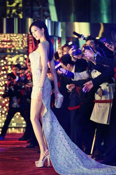 女性スターの後姿 「見返り美人」 (2)--人民網日本語版--人民日報