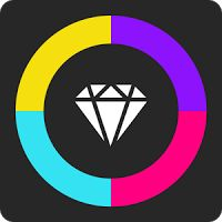 Color Switch 7.5.0 MOD APK Unlocked (Ad-Free)  action games
