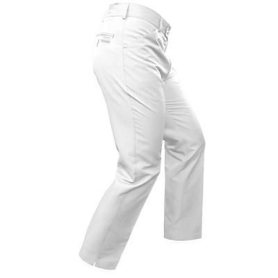 SALE!! Stromberg SINTRA Technical Performance Funky Golf Trousers White 36x29