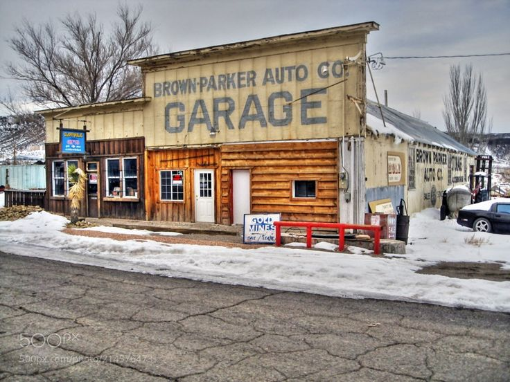Gold Mines for Sale! by dogman1967 from http://500px.com/photo/214576473 - On a winters Drive.. More on dokonow.com.