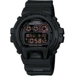 Casio G-SHOCK Standard Digital Watch DW6900MS -1 - Black