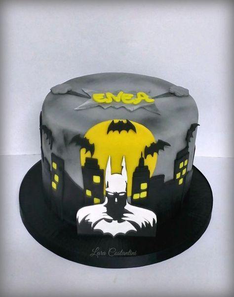 1000 Ideas About Batman Cakes On Pinterest Easy Batman
