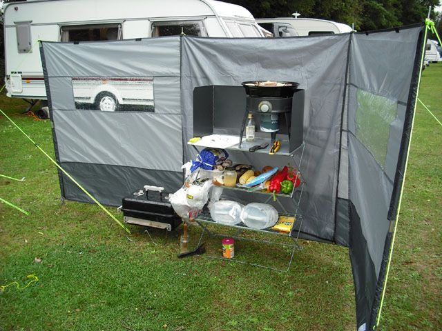 Kitchen Set Ups UKCampsite.co.uk Camping and Caravanning Equipment Forum Messages