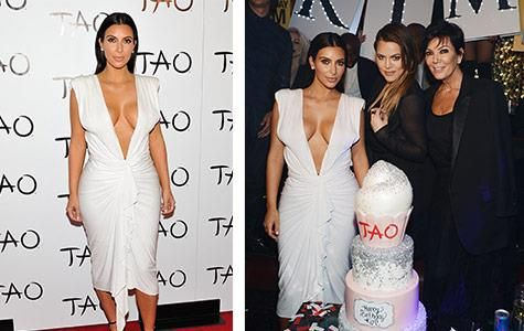 Go Kim, it's your birthday! The stunning reality TV star, who turned 34 last week, stunned when stepping out in Las Vegas on Friday night to celebrate with close family and friends.
