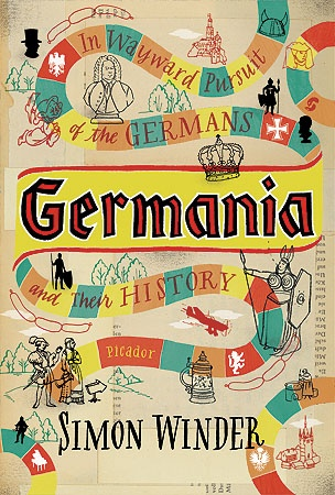 Awesome book; a sociological history of Germany