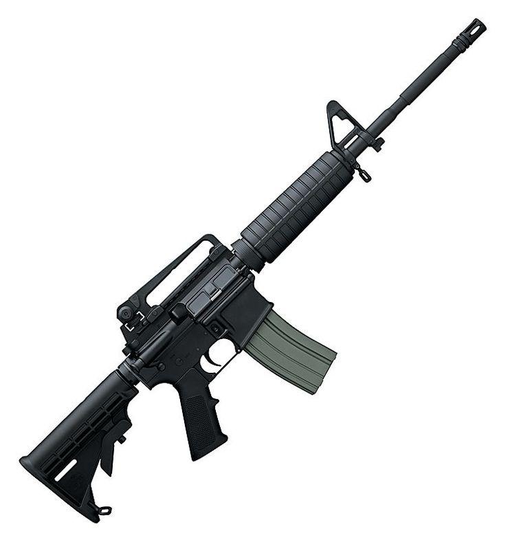 Bushmaster M4-A3 XM-15 Patrolman's Carbine Rifle | Bass Pro Shops