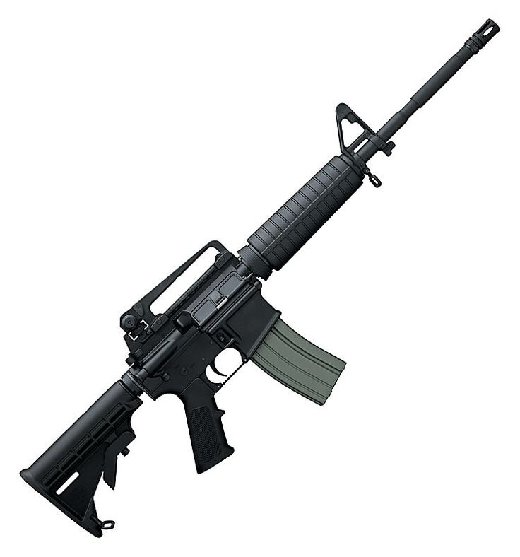Bushmaster M4-A3 XM-15 Patrolman's Carbine Rifle | Bass Pro Shops