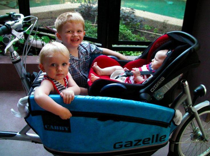 Bike -- Gazelle Cabby