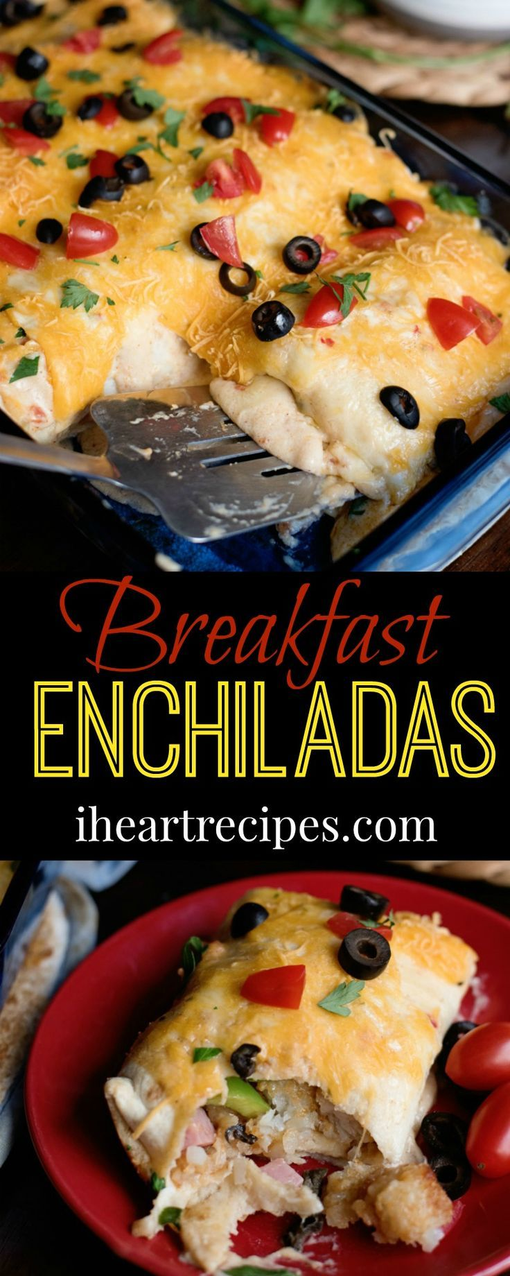 The most amazing breakfast enchiladas that my family, and I have ever eaten!! These enchiladas are freaking amazing!! So a few months ago my husband asked me to make some breakfast enchiladas. I jumped on it because, I had pinned a recipe from Pinterest that I was dying to try. The recipe was fromCarls Bad Cravings, and let me tell you, I am SO glad that I saved the recipe! This recipe is the BOMB! Like seriously my husband, son, and I couldn't stop going back for more. Needless to say s...