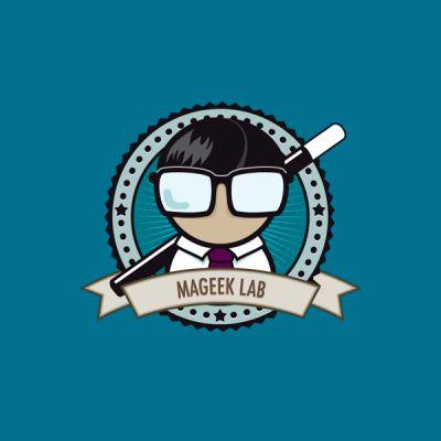 MaGeek Lab | Logo Design Gallery Inspiration | LogoMix