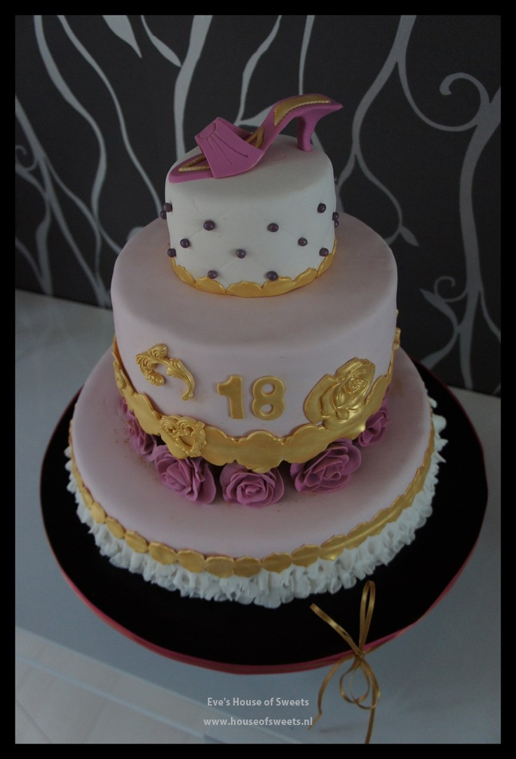 18th Birthday Cake Design Ideas : 17 Best images about Party Theme Ideas on Pinterest Owl ...