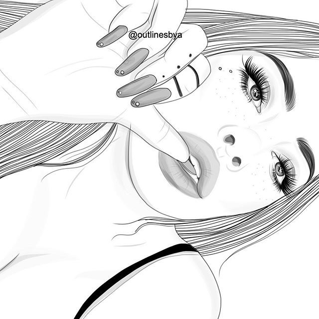 Siins tumblr coloring pages ~ 971 best outlines images on Pinterest   Wallpapers ...