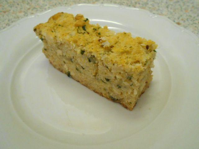 Květákový nákyp s tofu a droždím