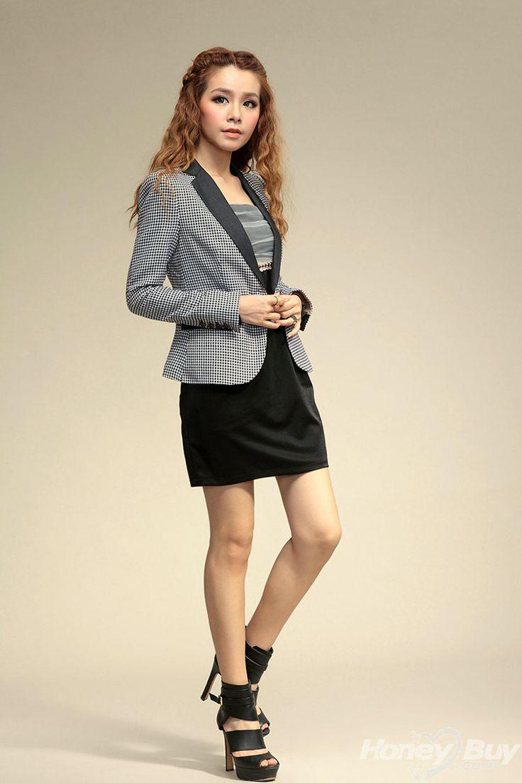 264 best women suits images on Pinterest | Woman suit, Costumes ...