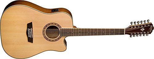 Washburn WD10 SeriesWD10SCE12 12-String Acoustic Guitar