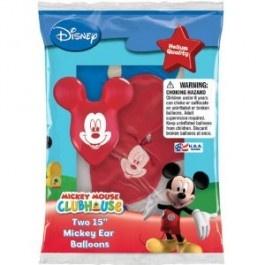 Mickey balloons - Zurcher's