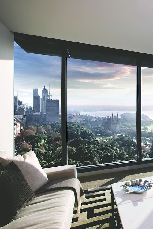 40+ Breathtaking Rooms With A View You'd Like To Be Sitting In Right Now