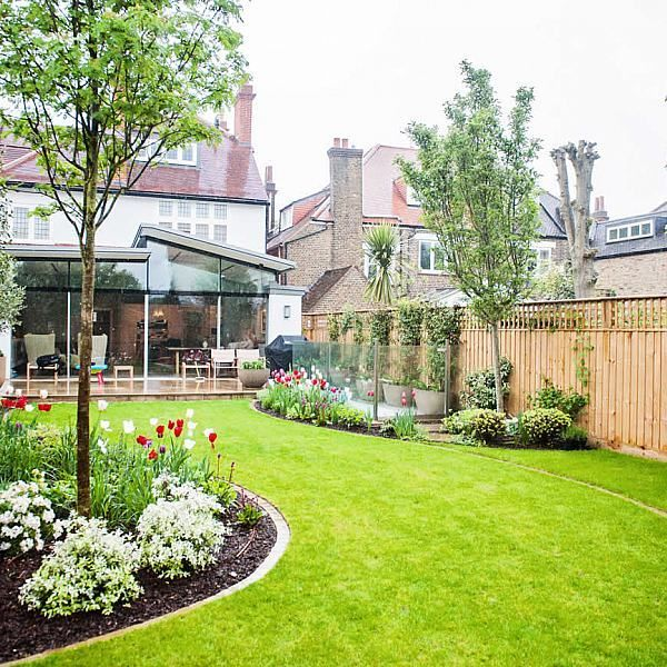 wandsworth urban garden design