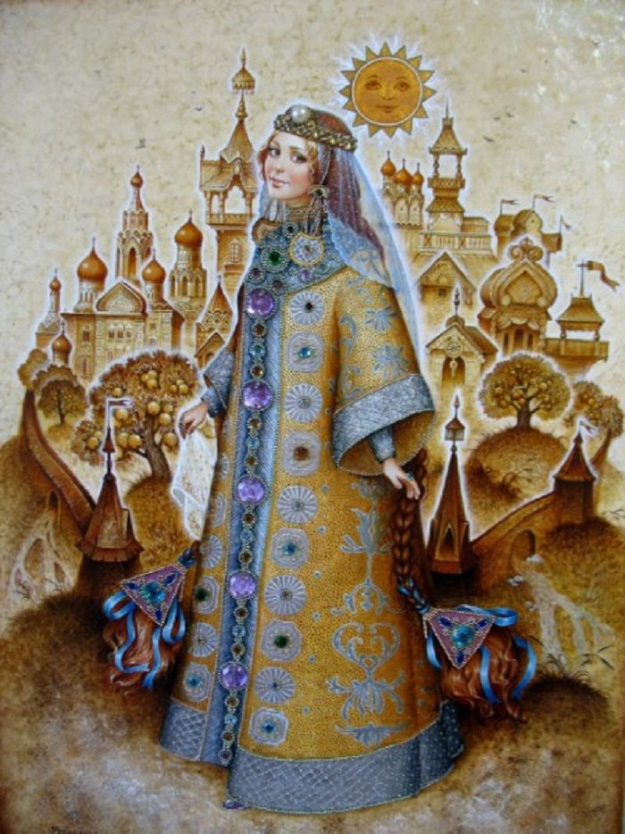 История Русской лаковой миниатюры
