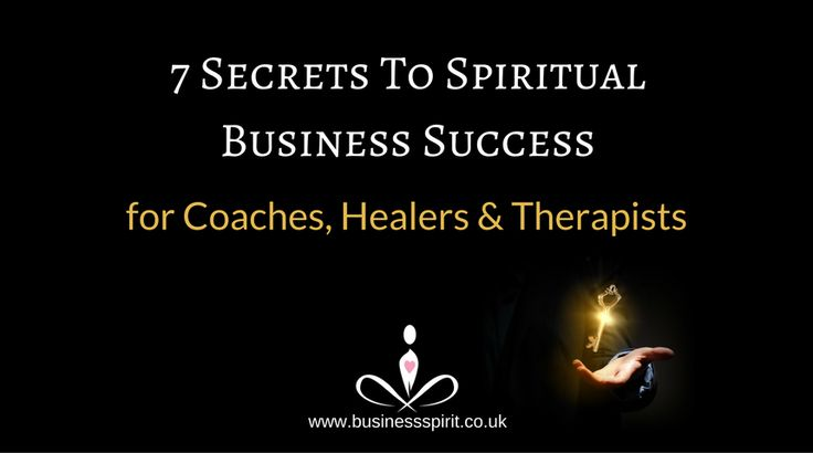Every Business Has It's Own Secret Recipe For Success What is Yours?  If you are a spiritual business owner a coach, healer , teacher or therapist at least one of your your unique gifts