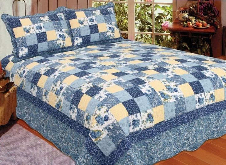 9 Best Country Patchwork Quilts Images On Pinterest