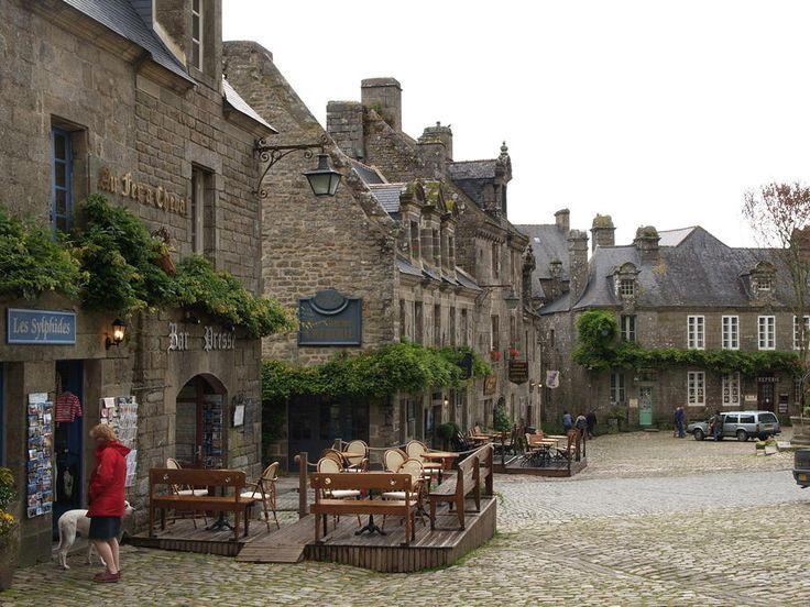 Locronan, Douarnenez - Brittany