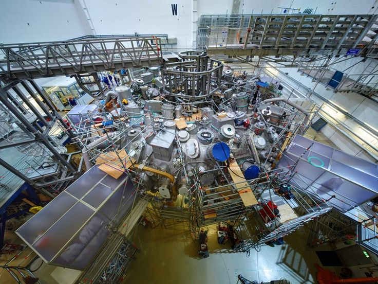 Wendelstein 7-x stellarator puts new twist on nuclear fusion power
