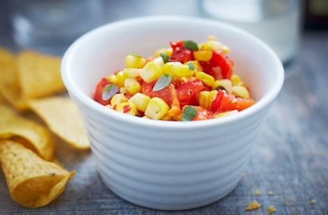 Making this delicious sauce couldn't be easier. Find out how to make roasted corn and red pepper salsa today at Tesco Real Food.