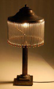 Ciekawa lampa ok 1930 r. (6140514518) - Allegro.pl - Więcej niż aukcje.