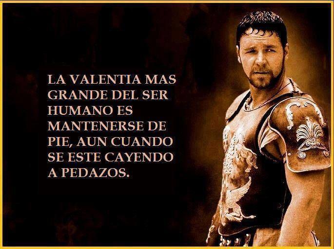 Gladiador.