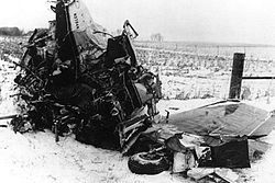 """The Day the Music Died, dubbed by Don McLean's song """"American Pie"""", was an aviation accident that occurred on February 3, 1959, near Clear Lake, Iowa, where rock and roll musicians Buddy Holly, Ritchie Valens, and J. P. """"The Big Bopper"""" Richardson, as well as the pilot, Roger Peterson, perished."""