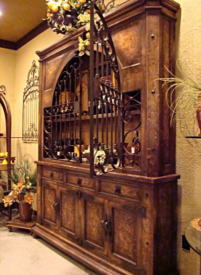 Love The Spanish Colonial Furniture I Love Tuscan Style Pinterest
