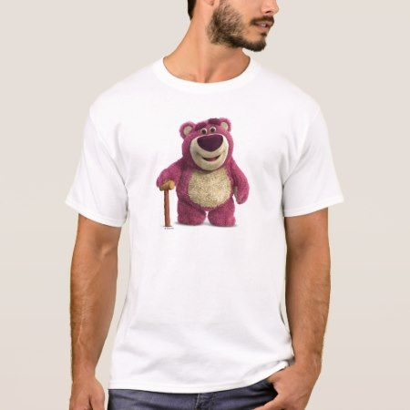Toy Story 3 - Lotso T-Shirt - tap, personalize, buy right now!