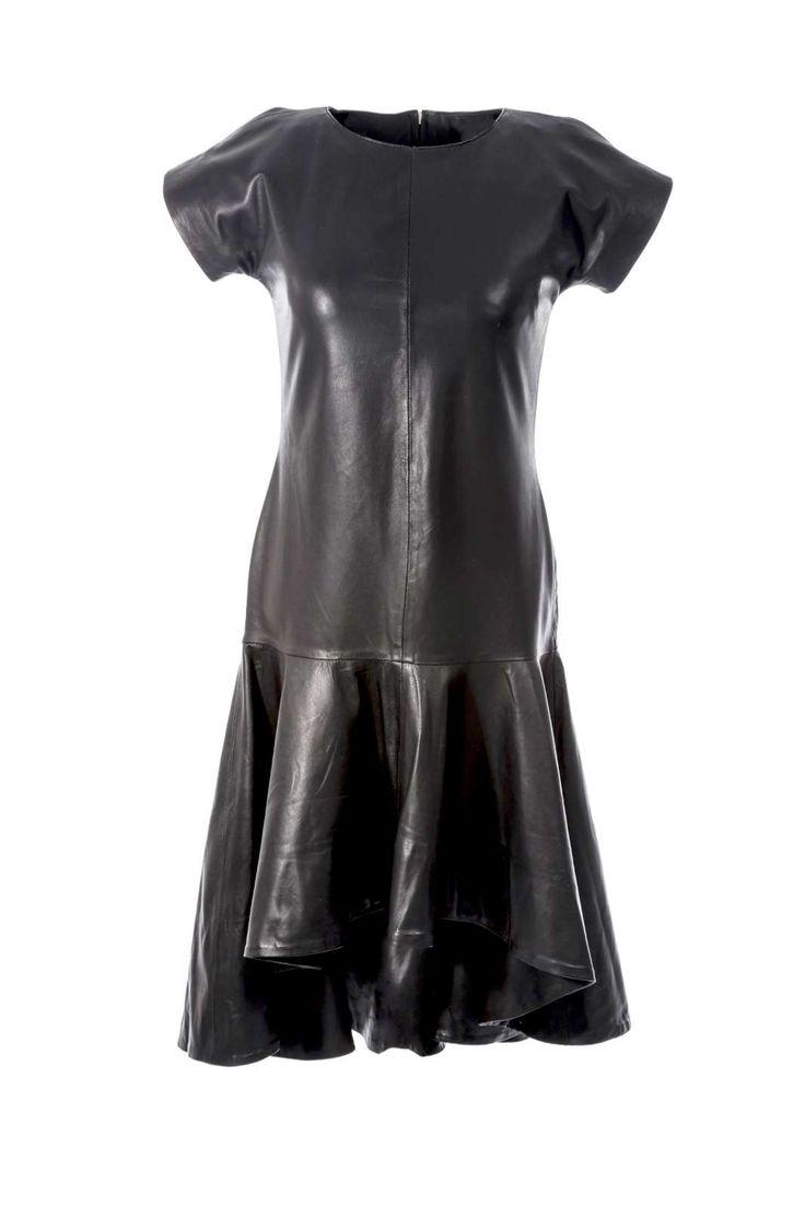Stine Kim Design Autumn Winter 2014 Style: New York Glam Dress