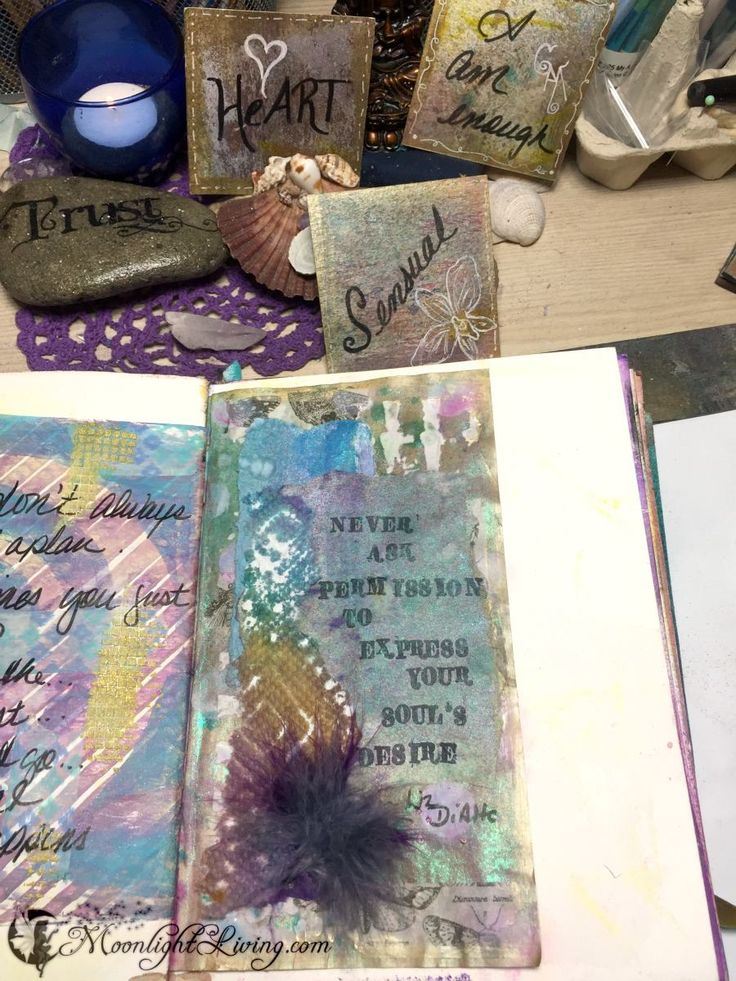 """""""Never ask permission to express your soul's desire"""". #CreativeMagick"""
